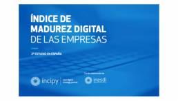 INCIPY blog diagnostico índice madurez digital estudio portada
