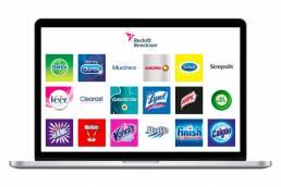 INCIPY casos de exito cliente RECKITT BENCKISER transformacion digital productos logos