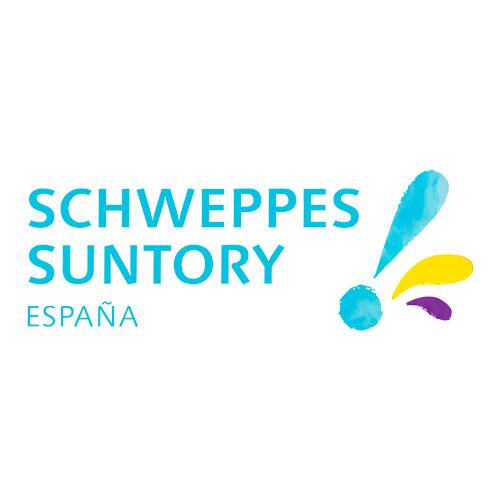 INCIPY casos de exito cliente schweppes suntory