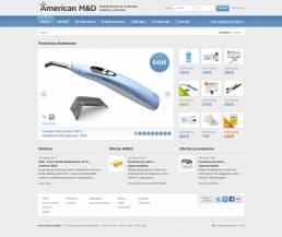INCIPY casosde exito americandent nuevo modelo b2b web foto