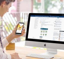 Digital workplace red social corporativa Incipy Caso de éxito Naturgy Móvil