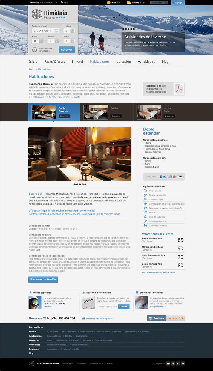 INCIPY casos de exito hotel himalaia mejora experiencia web