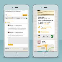 lacaixa innova_incipy caso de éxito resultados móvil mobile